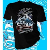 Flying Saucers Real or Unreal #ufo #aliens #flyingsaucers #tee #tees #teeshirt #tshirt #fashion #clothing #apparel