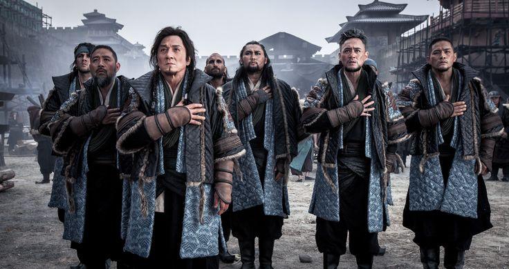 Dragon's Blade Film Review
