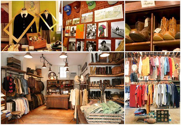 Best Vintage Stores in America: Best Stores in America: GQ