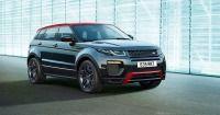 В фотогалерее представлены фотографии интерьера и экстерьера внедорожника Range Rover Evoque ограниченной серии Ember.