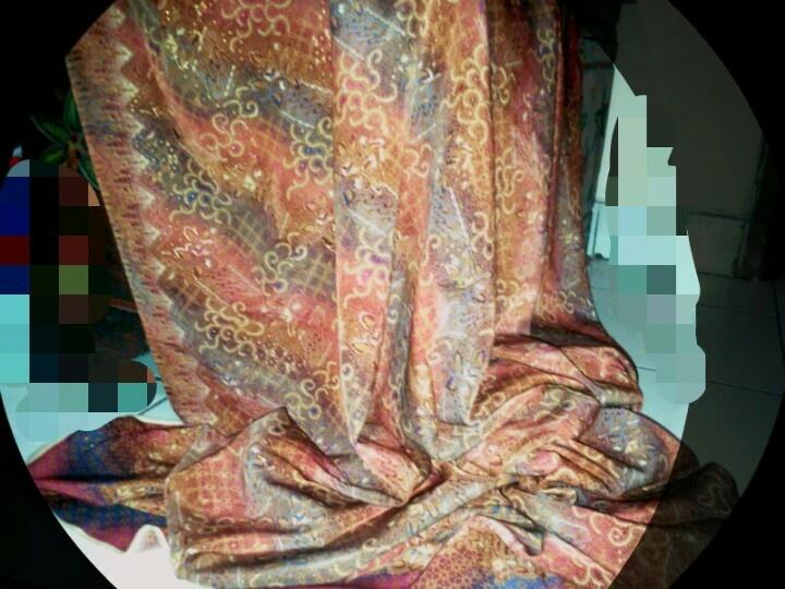 Batik prada