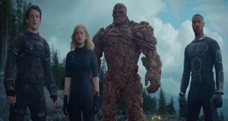 New Fantastic Four Trailer