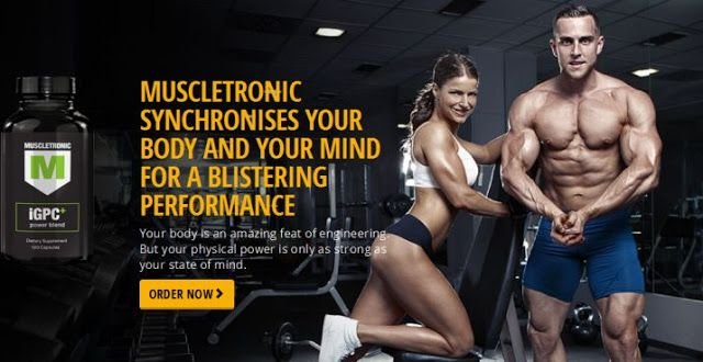 Health Kart Club: Muscletronic Nootropic for Bodybuilders