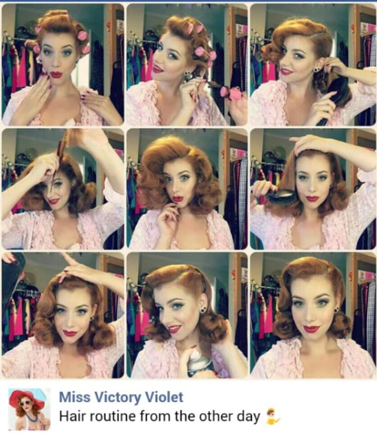 Miss Victory Violet More - Best 25+ 50s Hairstyles Ideas On Pinterest Grease Hairstyles