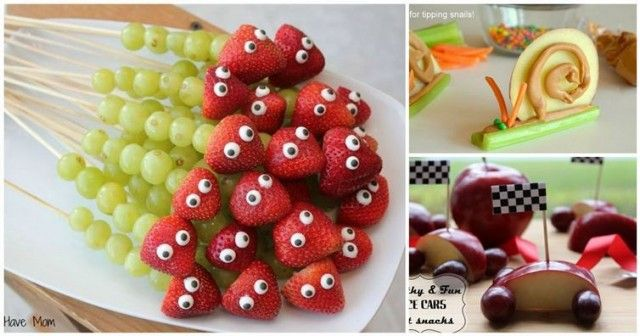 12 Fun Fruity Ways To Get Kids Eating Healthy