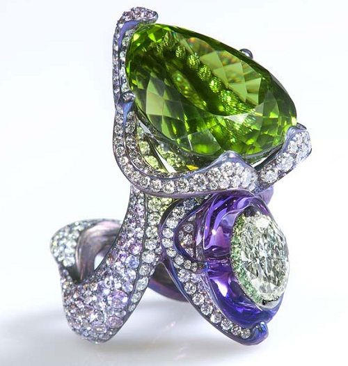 Wallace Chan – famous jewelry designer from Asia