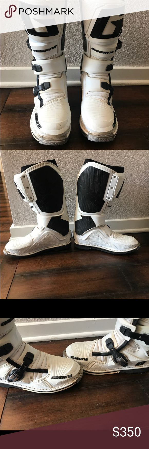 Gaerne SG12 Motocross Boots Size 11 Men's motocross boots size 11. Used hand full of times. No major damages, all buckles are functional, only surface scratches. In great condition.                                                         ❤️❤️❤️❤️❤️❤️❤️❤️❤️❤️❤️❤️❤️❤️❤️❤️❤️❤️❤️❤️ motocross Boots, dirt bike boots, motorcycle boots, racing boots Gaerne Shoes Boots