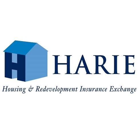 A logo we did for Harie, a Housing and Redevelopment ...