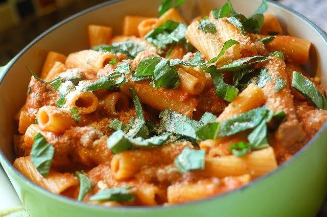 Somebody's wonderful pasta by boyerstrythis