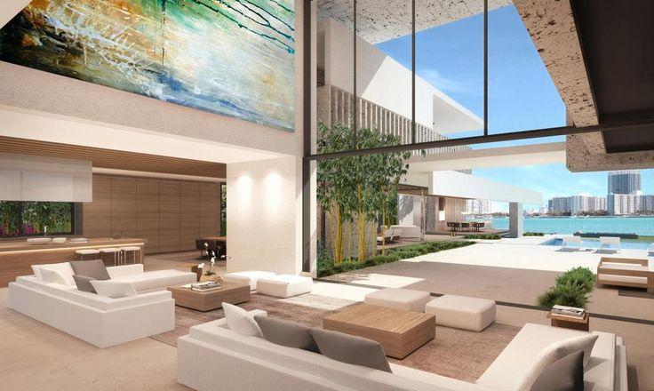 Us mia star miami usa saota bachelor pad pinterest - Modern house interior design ...