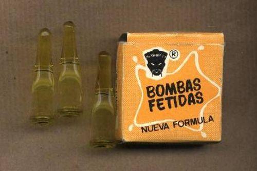 Bombas-fetidas