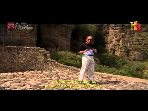 Construindo um Imperio - Astecas - Dublado - HD 720p - Documentario
