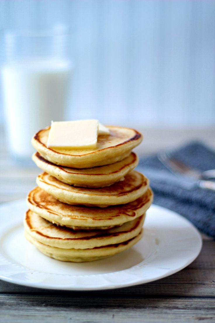 Scotch Pancakes - The Wanderlust Kitchen