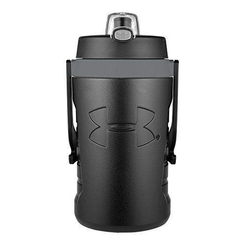The Under Armour hydration bottle line from Thermos was built with the active athlete in mind. Athletes need to perform their best, and that starts with proper hydration. The Under Armour 64-ounce hydration bottle features double wall foam insulation to keep drinks cold for up to 12 hours. The... more details available at https://www.kitchen-dining.com/blog/travel-to-go-drink-ware/product-review-for-under-armour-64-ounce-foam-insulated-hydration-bottle-black/