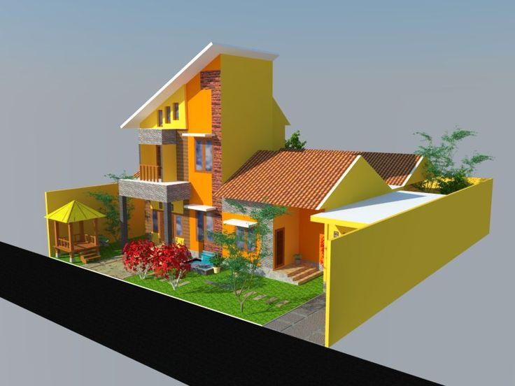 Perspective2_Perancangan Arsitektur 1