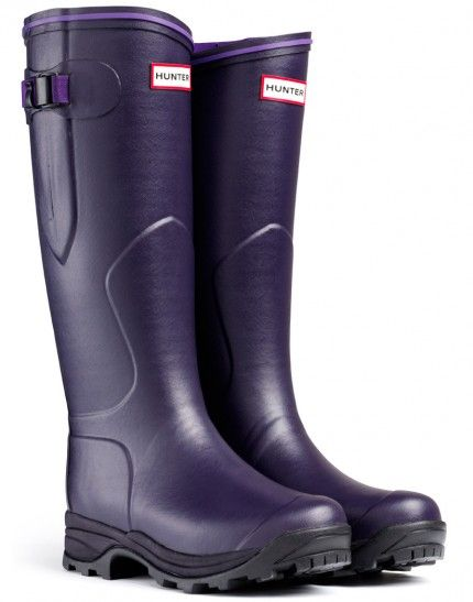 Hunter Balmoral Lady Neoprene Wellington Boot
