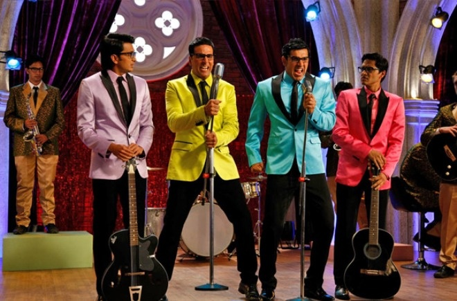 Housefull 2  Movie Review