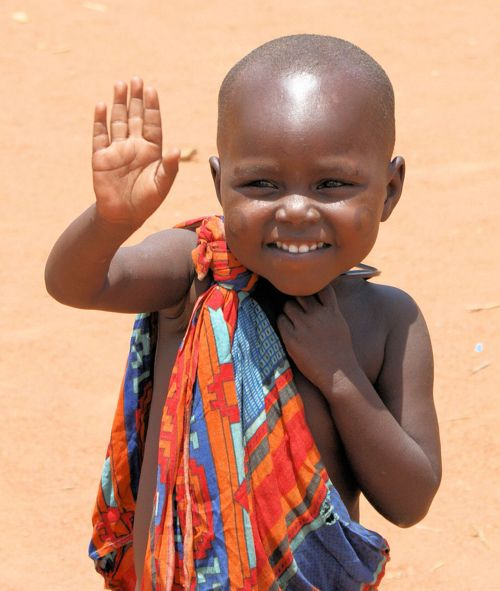 cutie!!!!          (Source: myheartisinafrica)