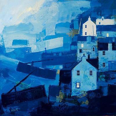 Scottish Artist George BIRRELL - Early Morning