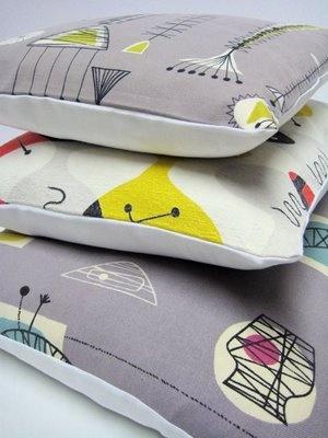 Midcentury modern textiles