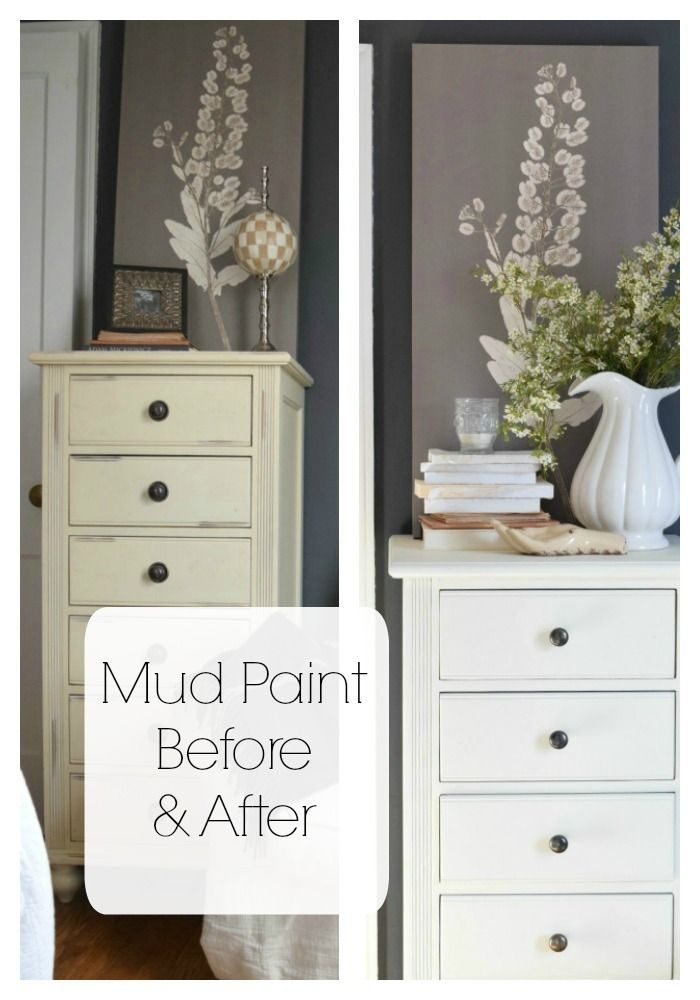 Painting with mud paint and chalk paint DIY (scheduled via http://www.tailwindapp.com?utm_source=pinterest&utm_medium=twpin&utm_content=post89198373&utm_campaign=scheduler_attribution)