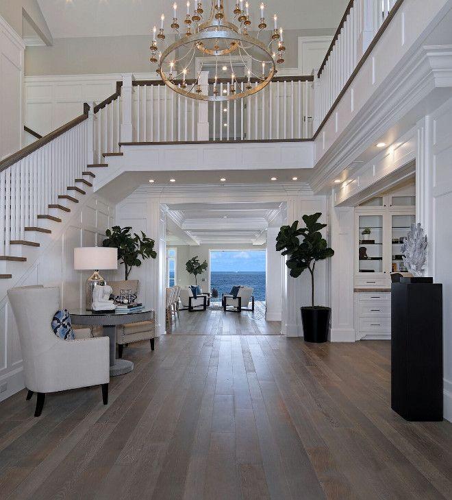 beach house interior foyer design