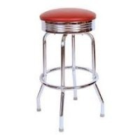 "19715- 30"" Floridian Swivel Bar Stool, Wine [19715WIN 30""]Our swivel Floridian 30"" Wine counter bar stools are high quality commercial bar stools. The 1900 series bar stools are often referred to as retro bar stools or 1950s bar stools. All of our bar stools come standard with a 360 degree swivel. We can assemble your bar stools at the factory for no additional cost. This swivel bar stools in the 1900 series make great restaurant bar stools.  $94.99"
