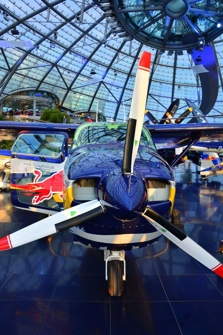 Red Bull Hangar 7--  Salzburg, Austria