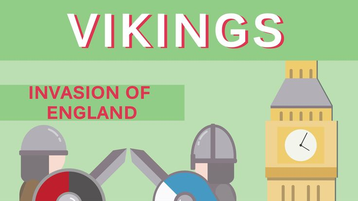 VIKINGS - III: Invasion of England | Norman Conquest of England ...