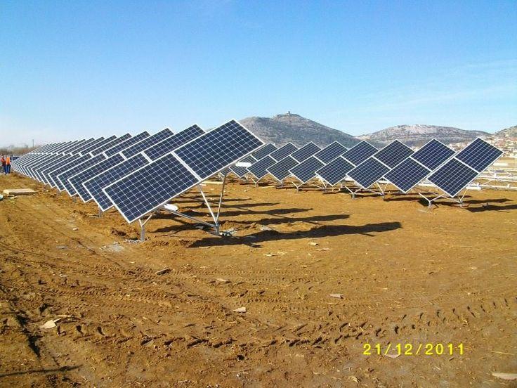 Maak met zonnepanelen uw eigen energie.   Zonnepv.nl