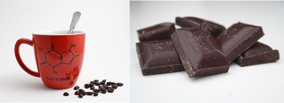 Caffeine vs. Chocolate: A Mighty Methyl Group