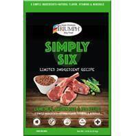 Triumph Pet Industries - Triumph Simply Six Limited Ingredient Dog Food
