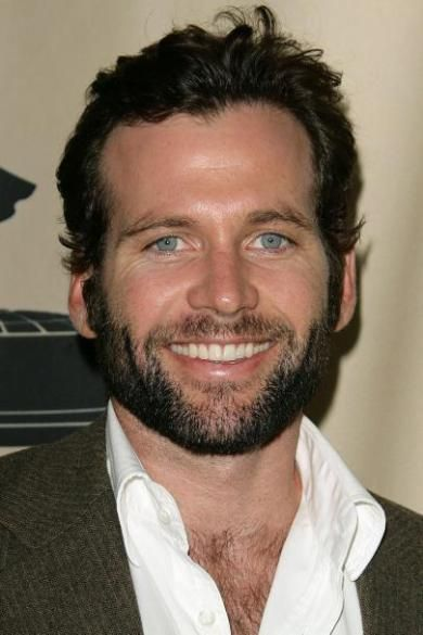 "Eion Bailey, who plays August on ""Once Upon A Time."""