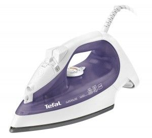 Tefal Superglide http://royalirons.co.uk/tefal-superglide-fv3680g1-steam-iron-review/