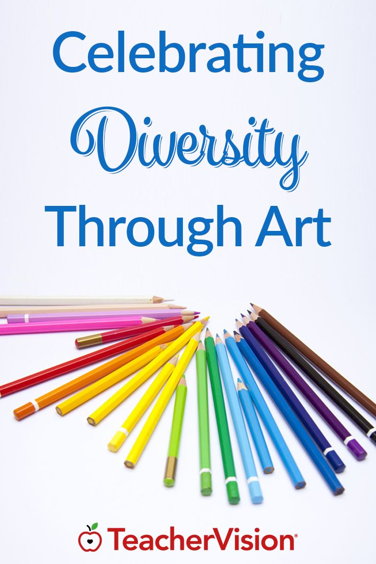 Browse a printable teacher resource book of activities celebrate diversity through art. Students can gain insight into the vast diversity of life and culture in America through the special celebrations that occur in January, February, and March. (Grades 3-6)