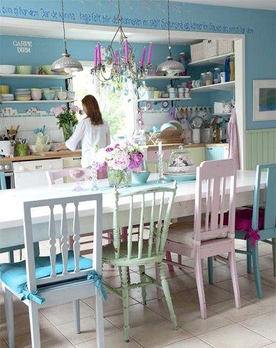 die 154 besten bilder zu in the kitchen - in der küche auf ... - Pastell Küche