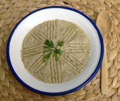Mütebbel - Tahinli Patlıcan Salatası - Fügen Büke #yemekmutfak