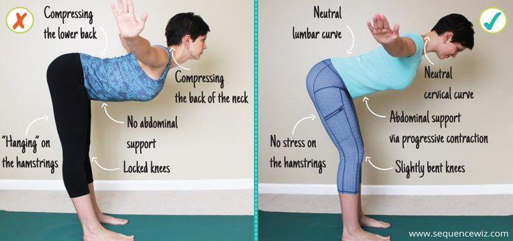 Avoid benefits of yoga poses_Swan dive