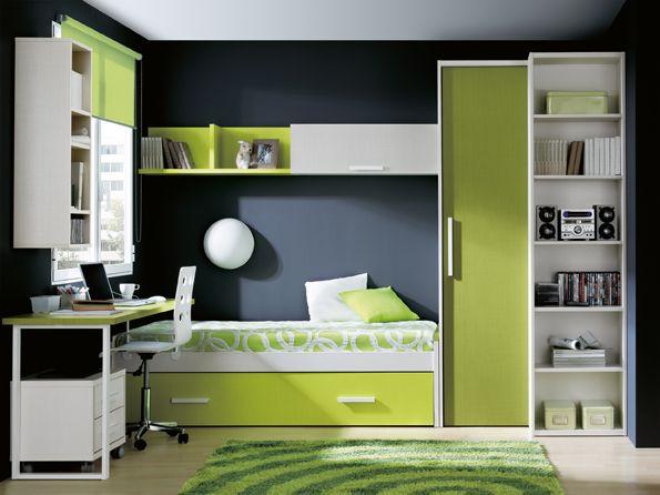 Dormitorios juveniles modernos buscar con google - Imagenes de dormitorios juveniles modernos ...