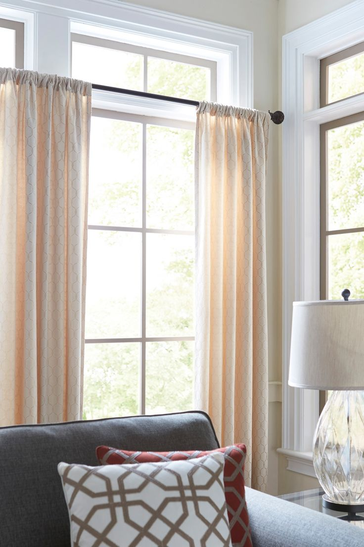 Find This Pin And More On Allen + Roth® By Lowes.  Allen Roth Curtains