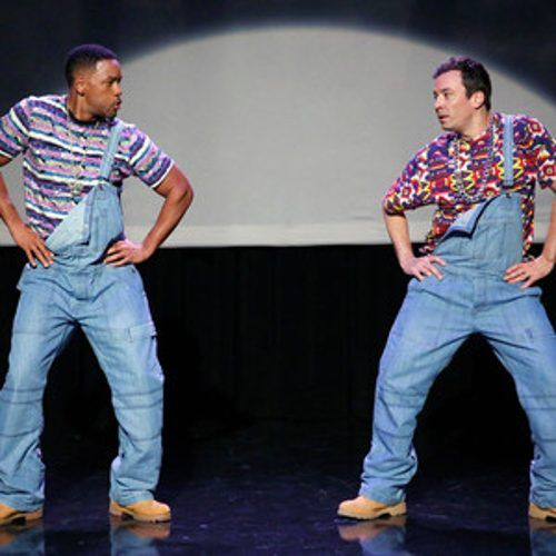 Jimmy Fallon loves the '90s. Like, really, really loves the '90s. After famously reuniting the ca...