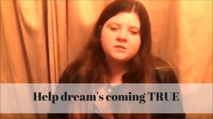 sassy singer/Shannon D'Arcy en compétition pour réaliser son rêve a beso...