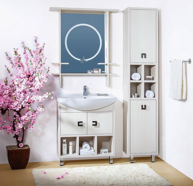 Стильное и функциональное решение для ванной комнаты - шкаф-пенал  Пенал для ванной комнаты – это практичное и функциональное приспособление, которое позволит сэкономить вам достаточное количество полезного пространства. Он включает в себя большое количество разнокалиберных отсеков для различных предметов: закрытые - для полотенец и халатов, моющих средств и грязного белья, открытые - для хранения банных аксессуаров и принадлежностей.  http://santehnika-tut.ru/