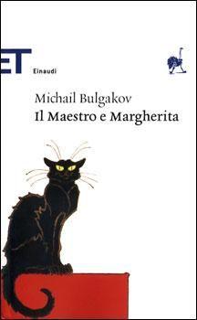"""""""Il Maestro e Margherita"""" Michail Bulgakov. Sono assolutamente innamorata di questo libro. Amore, religione, fantasia mescolati ad arte. Veramente ho una sola parola per descriverlo, BELLISSIMO."""