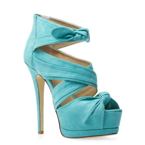 Aqua Heels