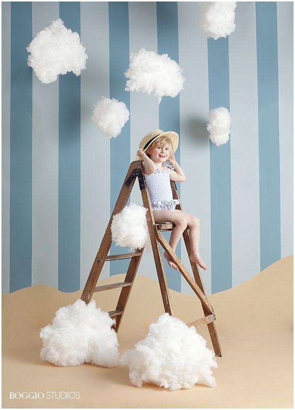 Beach Photoshoot Studio Set | Fun Kids Set Shoots | Summery ...