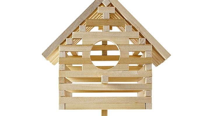 how to make a simple birdhouse for kids