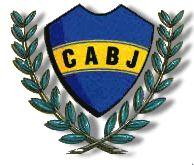 Escudo Boca Juniors 1955