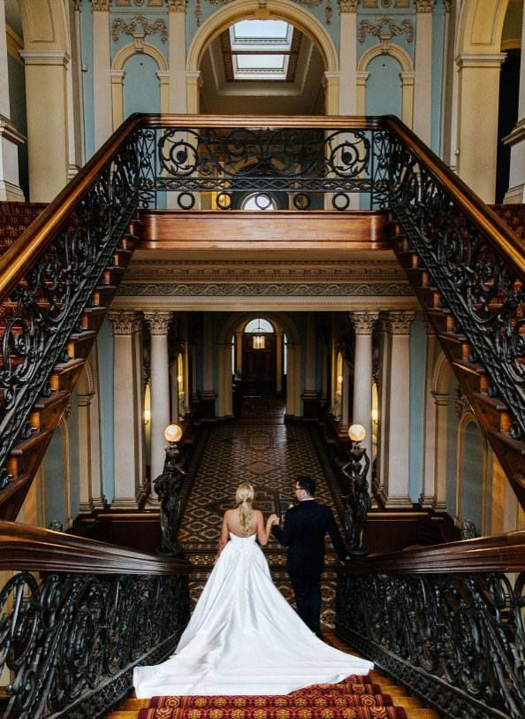 How amazing is this picture inside Mansion Hotel? Photo Credit Playback Studios