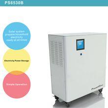 Solar Powered Generator / Solar Generator 220v Portable. Price:$1500 #solarpoweredgenerator